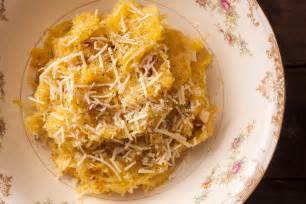 roasted spaghetti squash recipe chow com
