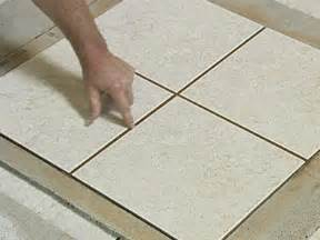 How To Grout Tile by Hometime How To Ceramic Tile Grouting Tile