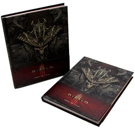 of a book diablo book of cain review