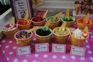 Sundae Bar Topping Ideas by Meagan S How To How To Host An