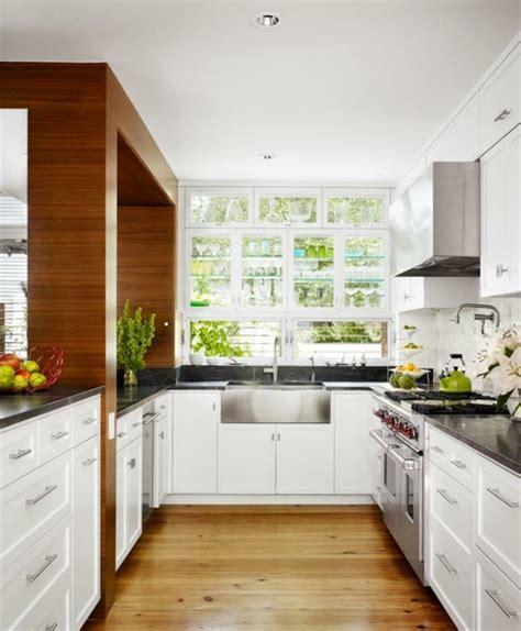 kitchen ideas 2016 am 233 nager une petite cuisine 40 id 233 es pour le design