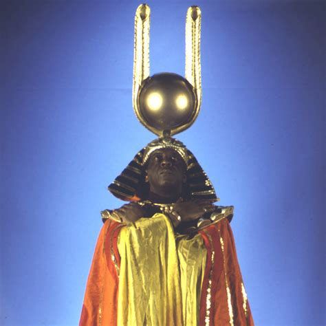 A Place In The Universe Sun Ra The Importance Of Sun Ra