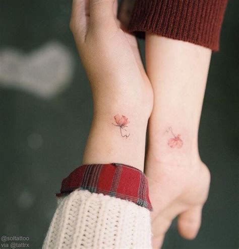 matching best friend tattoos on the wrist 25 best ideas about small friendship tattoos on