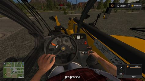 Ls From The 70s by Jcb 536 70 V1 0 Ls 2017 Farming Simulator 2017 17 Mod