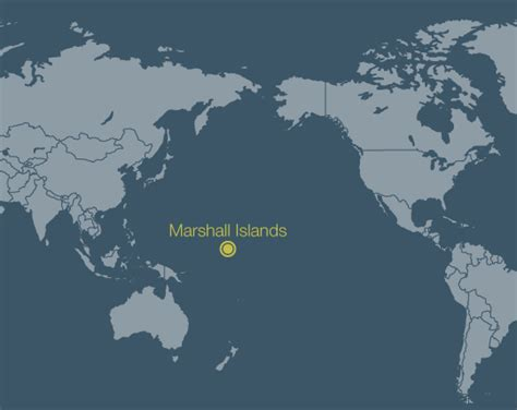 where are the marshall islands on a world map you re this island disappear