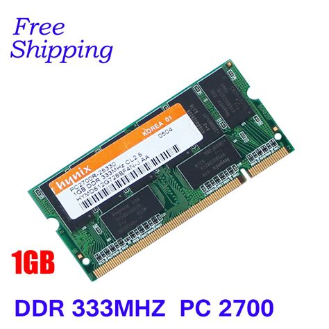 Memory Ram Ddr1 128mb Pc 2700 For Pckomputerdesktop hynix and other brands ddr1 1gb pc2700 ddr 333mhz memory ram 200pin sodimm laptop sdram notebook
