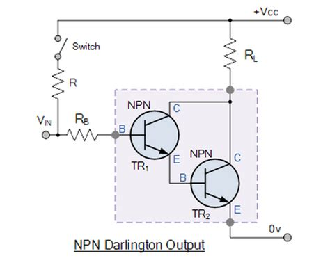 darlington transistor base voltage darlington transistor base current 28 images pnp and npn darlington pair transistor lifier