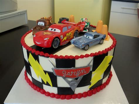Cars Themed Birthday Cake Ideas by Cars Cakes Decoration Ideas Birthday Cakes