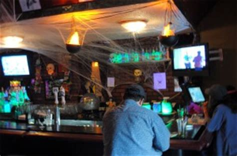 halloween themes for a bar the nightcap halloween at the avenue oakland north