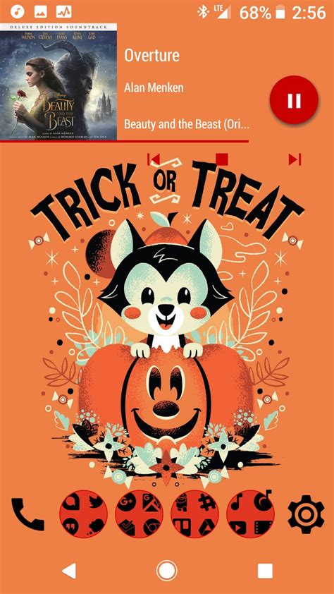 theme line halloween android get cute this halloween with an adorable jack o lantern