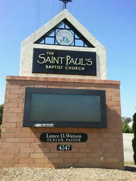 saint paul church richmond va