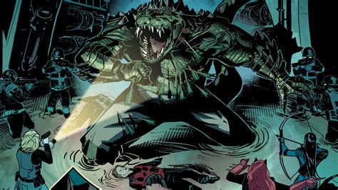 batman killer croc killer croc dc