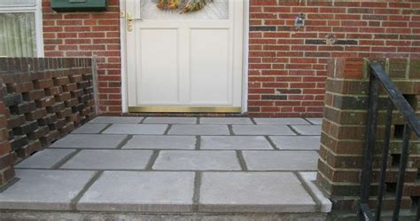 large concrete pavers for patio paver and brick patios maryland
