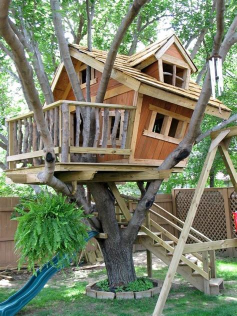 Tree Houses For by 25 Best Ideas About Kid Tree Houses On Tree