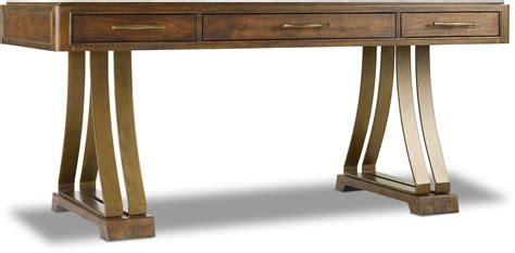 large wood writing desk big sur medium wood writing desk from hooker coleman