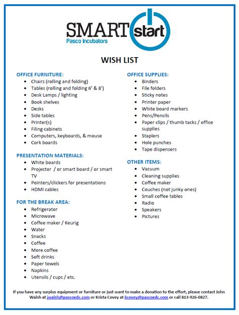 office desk supplies list office furniture to donate see smartstart s wish
