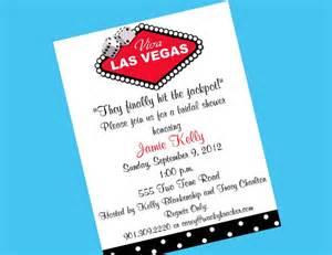 vegas themed birthday invitation wording las vegas invitation printable bridal shower by wackykracker