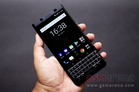 Blackbery Keyone Bb K1 Ram 3gb 32gb New Segel blackberry keyone limited edition black on gsm arena