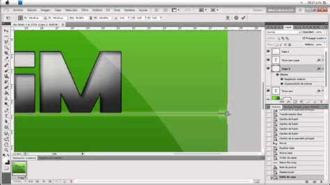 tutorial photoshop cs5 como hacer un logo tutorial como hacer un simple logo con photoshop cs5 hd