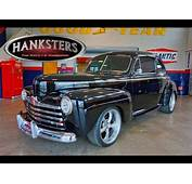 1946 Ford Super Deluxe Coupe Street Rod For Sale  YouTube