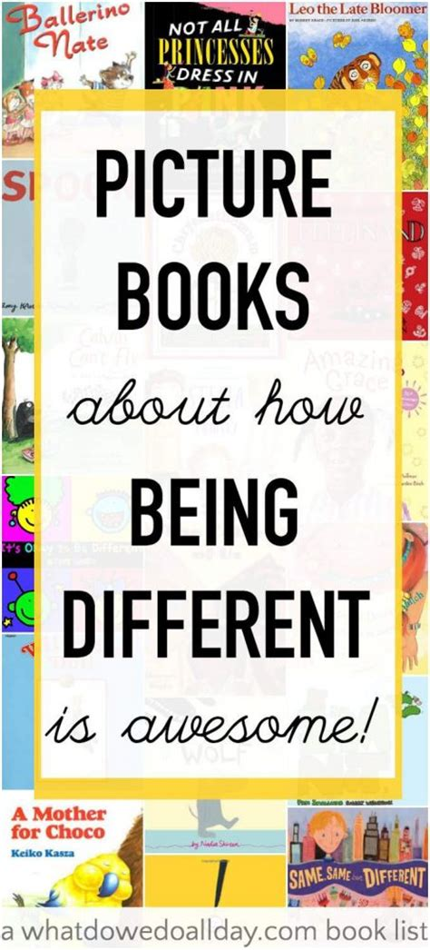 on being books boost self esteem with children s books about being different