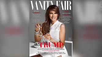 Vanity Fair Vanities Melania On Vanity Fair Mexico Cover At An Awkward