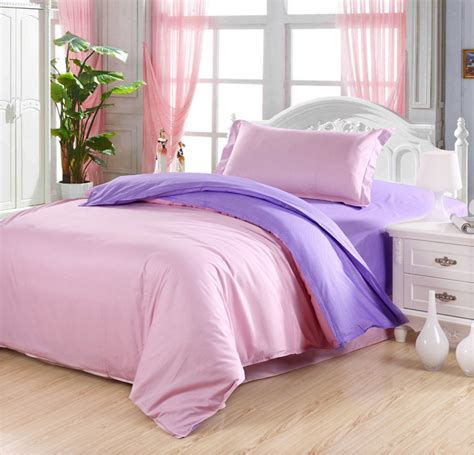 Set Sendok Polkadot Stanlist 6 Pcs princess style 3pcs bedding set pink polka dot comforter cover set with purple 100 cotton
