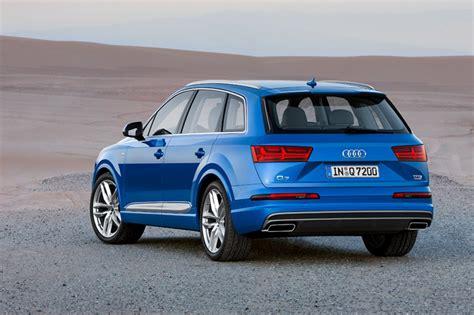Audi Hybrid Q7 by Audi Announces 2016 Audi Q7 E Quattro Diesel In