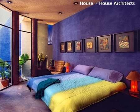 25 Bold Bedroom Designs Created With Bright Bedroom Colors Colorful Bedroom Wall Designs