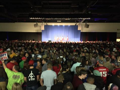 fort worth rally donald trump top stories rubio and trump square off in north texas