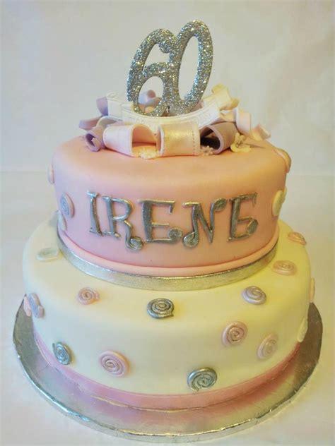 60th Birthday Cake by 60th Birthday Cake Ideas Crafty Morning