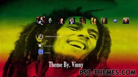 nokia themes bob marley ps3 themes 187 bob marley 3