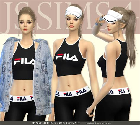 sims 4 clothing for females sims 4 updates sporty set at js sims 4 187 sims 4 updates