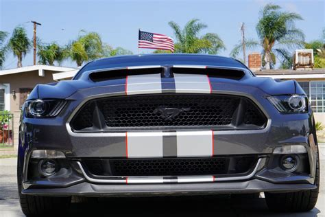 mustang shelby stripes 2016 mustang gt shelby gt350 stripes