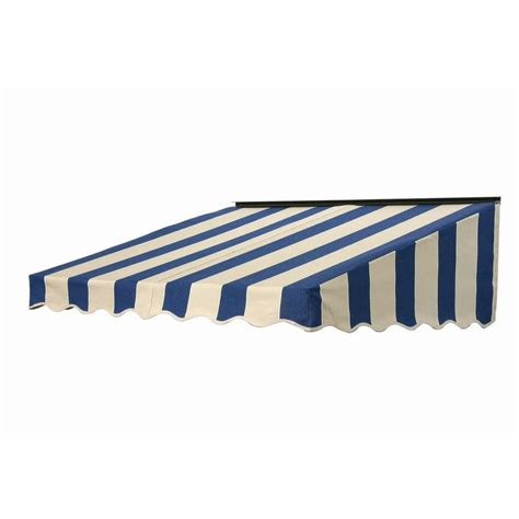 nuimage awnings 5 ft 2700 series fabric door canopy 17