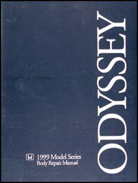 car repair manuals download 2004 honda odyssey interior lighting 1999 2004 honda odyssey body repair shop manual original