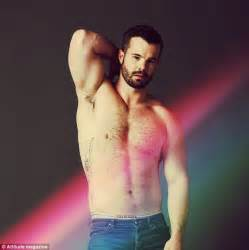 sexiest guy in the world 2015 simon dunn beats channing tatum to attitude s hottest man