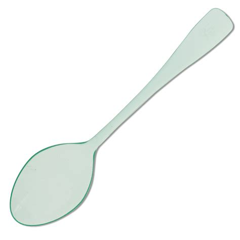 How To Make Plastic Spoon L by Mini Plastic Spoon Sea Green 3 75 Quot Length Jbprince