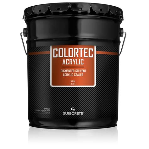 colored concrete sealer outdoor colored concrete sealer products turning point
