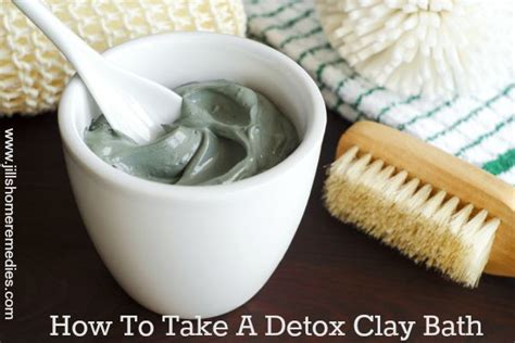 Great Plains Bentonite Detox Best Time To Take It by How To Take A Detox Clay Bath S Home Remedies