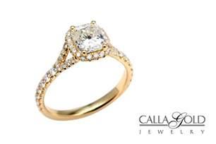 gold engagement ring 14kt vs 18kt gold for your wedding ring