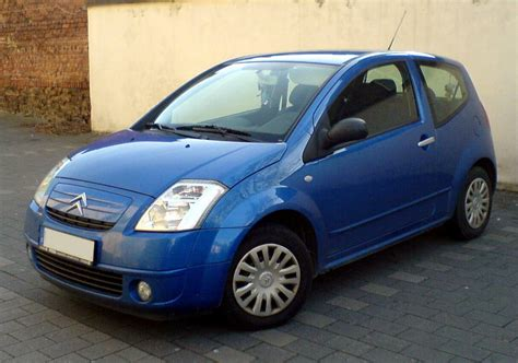 Citroen C2 by New Cars Pictures And Photos Citroen C2 Blue