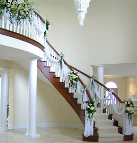 home decorations for wedding 25 best ideas about wedding staircase on pinterest