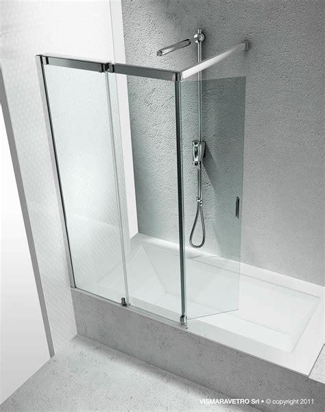 badewannen duschwand glas badewannen duschwand aus geh 228 rtetem glas slide vr by