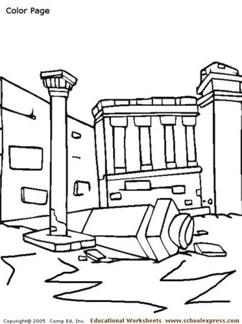 coloring pages earthquakes schoolexpress 19000 free worksheets create your own worksheets