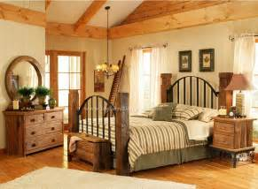 country cottage bedroom photo western style furniture