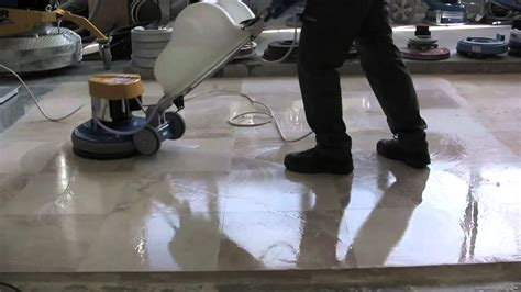 How To Restore Marble Floor Shine by Steam On Wheels Marble Polishing Marbella M 225 Laga