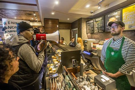 Fave Starbucks Store Closes by Starbucks To More Than 8 000 U S Stores May 29 For