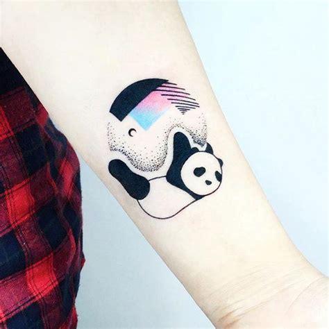 tattoo panda no braço 130 tatuagens femininas no bra 231 o fotos perfeitas