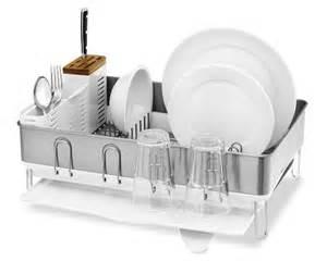 Dish Rack Simplehuman 10engines Simple Human Dish Rack